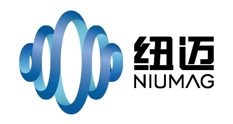 纽迈科技|小核磁|台式核磁|低场核磁|核磁共振成像仪|磁共振分析 logo